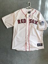 Boston Red Sox 2013 World Series Champions Majestic Jersey Nwt Mens XL