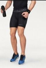 "Nike Pro 6"" Hypercool Tights Compression Running Training Shorts Black (Small)"
