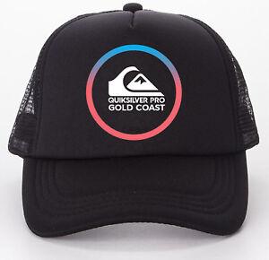 Quiksilver Pro Gold Coast Baseball Trucker Cap