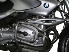 Paramotore Crash bars HEED BMW R 1150 R (00-06) / R 850 R (02-07)  - argento