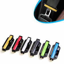 Car Seat Belt Clip Auto Fastener Safety Belt Buckle Elasticity Regulator Adjust