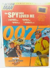 ACTION MAN * JAMES BOND * THE SPY WHO LOVED ME * OVP * LIMITED EDITION * MINT