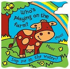 Who's Playing on the Farm? (Bath Boo)