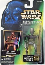 STAR WARS - ASP-7 DROID - NEW 1996 - The Power of the Force