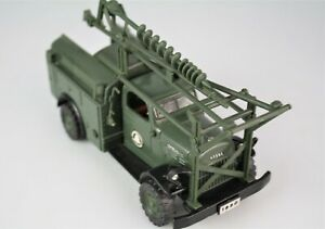 The Yorkshire Co.1950 Dodge Pole Digger Truck 1/25 Scale