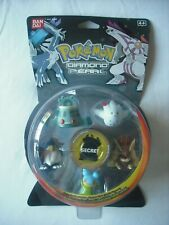 Pokemon Diamond And Pearl Figures Bandai New