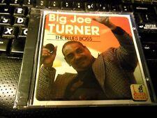 Blues Boss by Big Joe Turner (CD 1996 Blues Encore) NEW