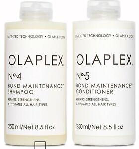 Olaplex No. 4 & No.5 Shampoo and Conditioner 8.5 oz
