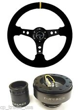 Steering Wheel Hub Adapter Quick Release Kit Polaris RZR 800 900 1000 08-15 STRD