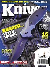 Knives Magazine Crkt Onion Design Storage Basics 101 Edgy Mantis Tactical 2012