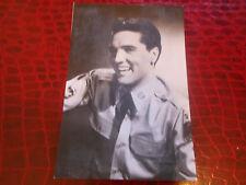ELVIS PRESLEY POSTCARD SPAIN SPANISH AK CARD POSTKARTE POSTAL RAKER Nº 183 PHOTO