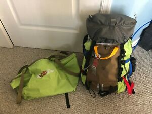 cilo gear 34 ski pack and square tote