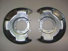 Ankerblech Spritzblech Hitzeschutzblech Satz vorne Opel Calibra A Bj 90-97