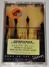 Down on the Upside by Soundgarden (Cassette, May-1996, A&M Records)