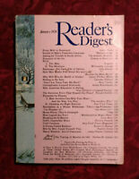 Readers Digest January 1978 Elvis Presley Leopold Stokowski Andre Kostelanetz