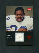 2004 Tony Dorsett Fleer Greats The Glory of Their Time Jersey Patch #GT-TD