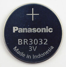 2PC Panasonic BR3032 3032 3V Lithium Coin Cell - Ships from Canada