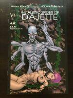 The Albino Spider of Dajette #0 NM- 9.2 Verotik 1998 Mature readers Danzig