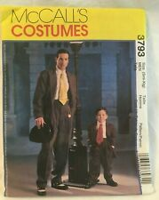 McCall's Costumes #3793 Gangster Zootsuit Men's
