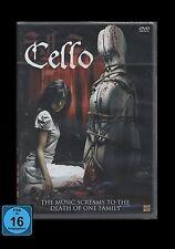 DVD CELLO - HORROR AUS KOREA *** NEU ***