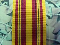 Full Size Medal Ribbon - Dunkirk