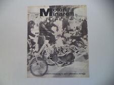 advertising Pubblicità 1970 MOTORI MINARELLI 50 MODELLO V1