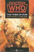 RARE! DOCTOR WHO THE SCRIPTS: THE TRIBE OF GUM [mVIII]