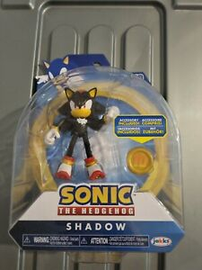 Sonic The Hedgehog Shadow 4 Inch Figure Brand New Sealed