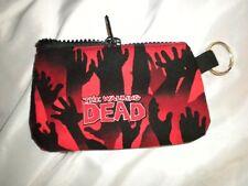 Change Purse Keychain Custom Made Walking Dead