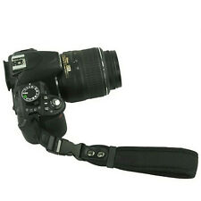 Camera Hand Grip For Canon EOS Nikon Sony Olympus SLR/DSLR Cloth Wrist Strap H&T