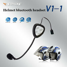Bluetooth Wireless Handsfree Motorbike Motorcycle Helmet Headset Headphone V1-1