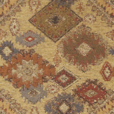SOUTHWEST UPHOLSTERY FABRIC  LODGE RESERVE CANYON RUSTIC CHENILLE