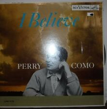 I Believe Perry Como 33RPM LPM-1172 RCA Victor  103016LLE