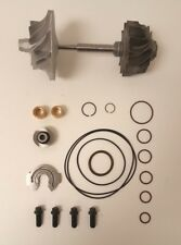 Duramax LLY GT37 complete rebuild kit with balanced compressor and turbine assy.