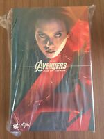 Hot Toys MMS 288 Avengers Age of Ultron AOU Black Widow Scarlett Johansson NEW