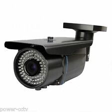 AM HD Weatherproof 1300TVL 72IR Wide Angle View Outdoor Security Camera