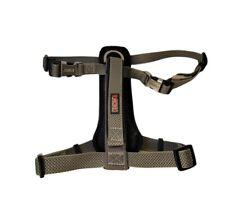 "New listing Kong Comfort Padded Dog Harness 20""-30"" Medium Gray"