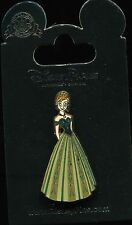 Frozen Princess Anna Dress Disney Pin 101551