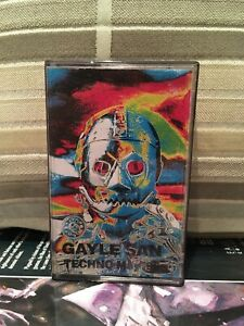 DJ Gayle San : Techno : May 1996 : Love Of Life (0001) - Cassette Tape - RARE