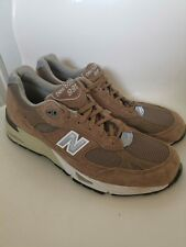 New Balance 991 M991MBE Brown Trainers Size UK 11.5 Excellent Condition