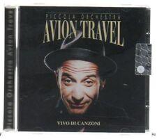 AVION TRAVEL VIVO DI CANZONI  CD COME NUOVO!!!