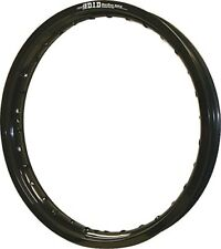 Did Dirt Star ST-X Yamaha Black Rear Rim / Wheel YZ125, YZ250F 1.85X19