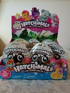 2 Hatchimals CollEGGtibles Blind Bags NEW Series 2~ Easter Basket Eggs Gifts