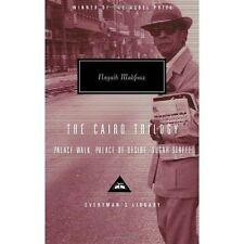 The Cairo Trilogy: Palace Walk, Palace of Desire, Sugar Street (Everyman's Libra