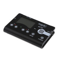 Musedo 3 in 1 Metronome Digital Tuner Tone Generator for Guzheng Portable