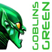 Goblins Green Concentrate 30ml (Aniseed/Absinthe/Berry/Mint) FlavourMeister