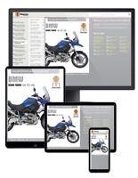 BMW R1200 Twins (2004-2009) Haynes Online Manual