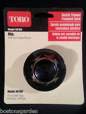 """NEW Prewound Spool TORO 10"""" Cordless Weed Trimmer 15' Cutting Line .065 88180"""