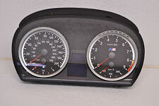 BMW E90 E92 M3 Gauge Instrument Cluster Speedo Tach DCT Trans 56k Oem 2008-2013