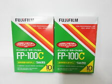 """NEW 2 Packs"" FujiFilm FP-100C Instant Color film Expired 2/2014 From JAPAN 1359"